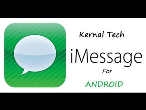 imessage apk how to install imessage for android phone 100 working