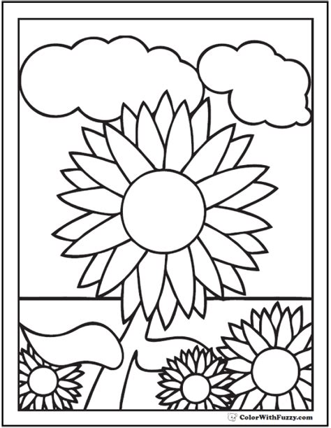 gogh coloring book grayscale coloring for relaxation coloring book therapy creative grayscale coloring books sunflower coloring page 14 pdf printables