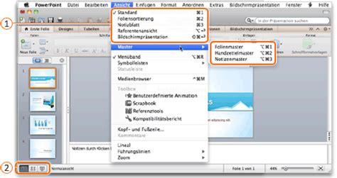 Folie Drucken Mac by Wechseln Zwischen Verschiedenen Ansichten In Powerpoint