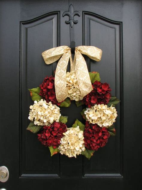 diy ideas    winter wreath pretty designs