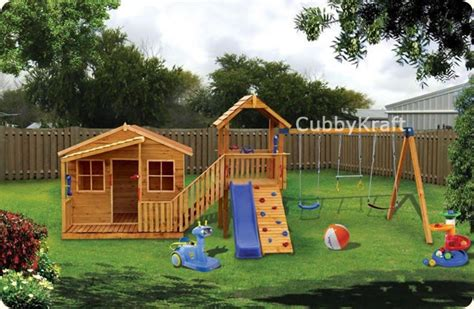 swing set cubby house 17 best images about outdoor play houses and playgrounds