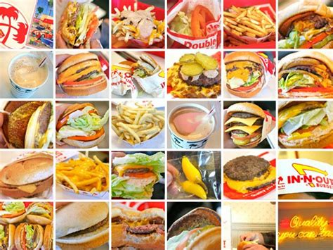 secret menu sandiegoville in the at in n out a simple list of