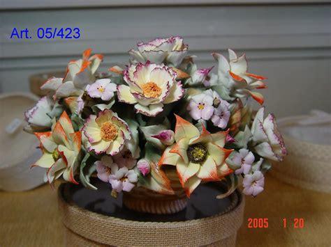 fiori capodimonte centrotavola capodimonte capodimonte flowers centerpiece