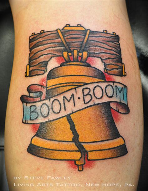 liberty bell tattoo legendary tattoos for history buffs abraham lincoln guff