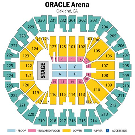 oakland arena seating rammstein may 18 tickets oakland oracle arena rammstein