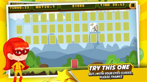 memory match pair cards puzzle android apps