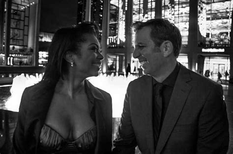 Will Tony Make A Husband by Newscaster Harris Faulkner And Husband Tony Berlin Married