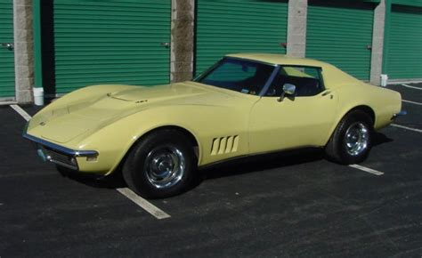 Safari Yellow safari yellow 1968 corvette paint cross reference