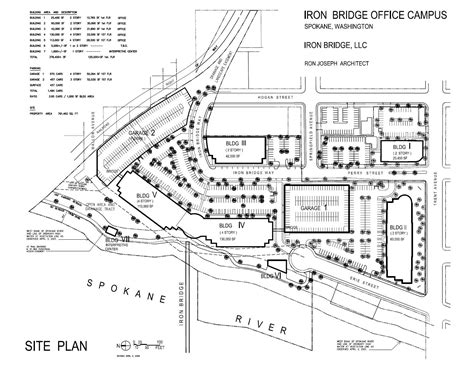 construction site plan site plans