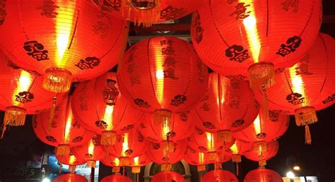 new year lantern festival phuket streets light up for new year lantern festival