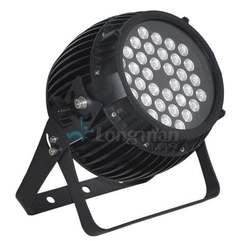 led par can lights parco zoom penta a indoor led zoom par can light longman