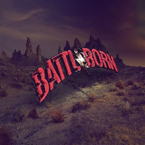 Cd The Killers Battle Born Imported the killers battle born by farkwind on deviantart