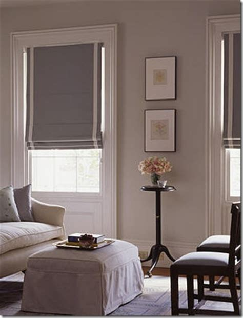 shades of grey paint that is wall trim filter and gray roman shade texeurodraperyltd designer drapery