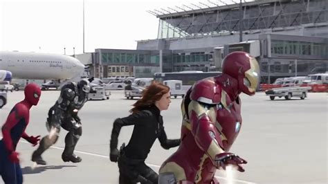 united iron man stands action intro youtube
