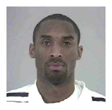 kobe bryant mug shot the smoking gun