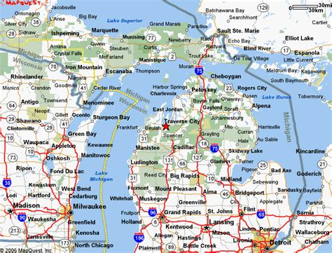 State Of Michigan Records Michigan Cgrounds And Rv Parks Directory