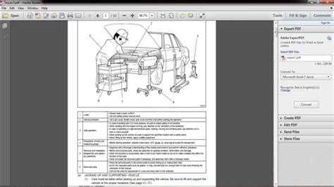 toyota corolla 2004 repair manual youtube