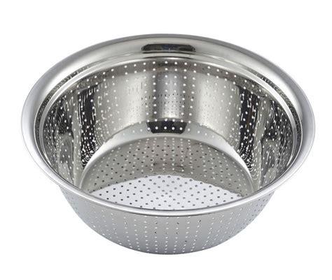 Oem Filter Saringan Wastafel Stainless 6 5 Cm Fsw6 Perak 40 cm neue edelstahl sch 252 ssel mit sieb waschen sieb und sp 252 lbecken korb sieb und filter produkt