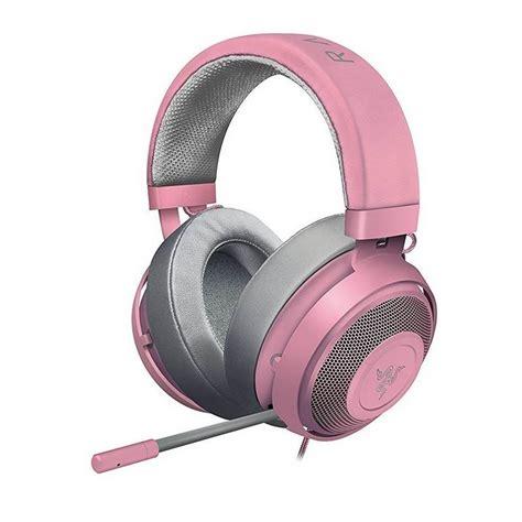 Headset Gaming Razer Kraken Pro V2 Analog Gaming Headset Black razer kraken pro v2 analog gaming headset quartz with