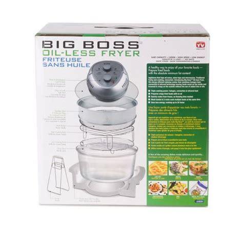 big boss oil  fryer walmart canada