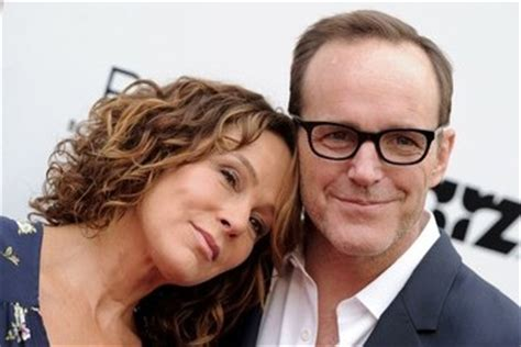 clark gregg friends jennifer grey clark gregg pictures photos images zimbio