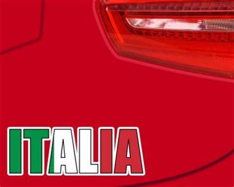 D Aufkleber In Italien by Italia Schriftzug Aufkleber Italien Plot4u