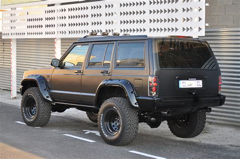 Jeep Cherokee Black Grey Mat Nicolas Vtm Flickr