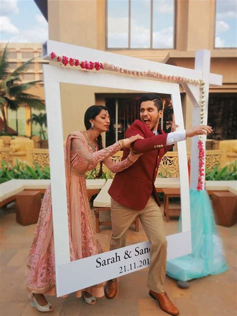Indian Wedding Concept Photography by Wedding Ideas Punjabi Wedding Photo Booth