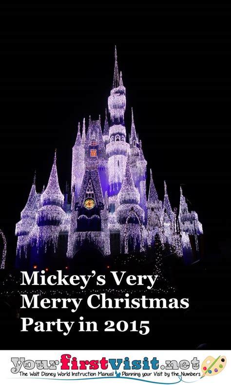 6 the christmas season at walt disney world