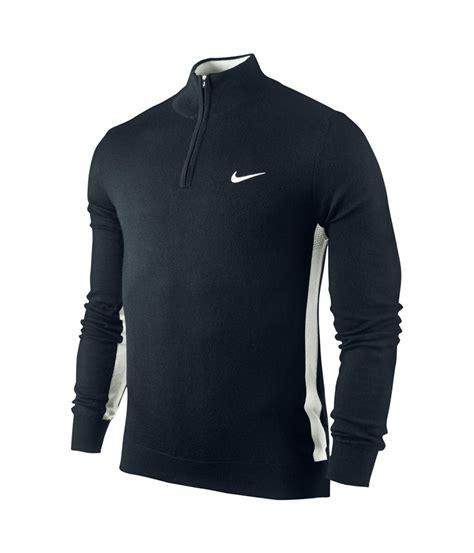 Sweater Nike Nike Mens Athlete Coolmax Merino Golf Sweater Golfonline