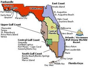 florida vacation map florida vacation rentals by owner florida vacation