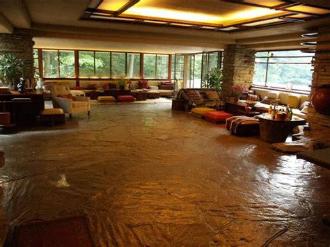 falling water house interior fallingwater mark travor s rcl blogs