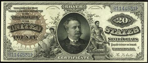 how much is a 1886 silver dollar worth 1886 20 silver certificate value how much is 1886 20