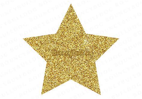 printable gold star silver glitter star clipart www pixshark com images
