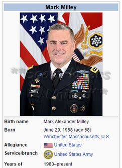 mark a milley military romance scams scam haters united mark milley yet another