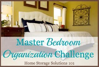 master bedroom organization ideas bedroom organization challenge how to make it a haven