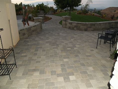 Paving Stones For Walls Interlocking Paving Stones And Walls Yelp