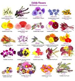 edible flower information on pinterest edible flowers charts and flower