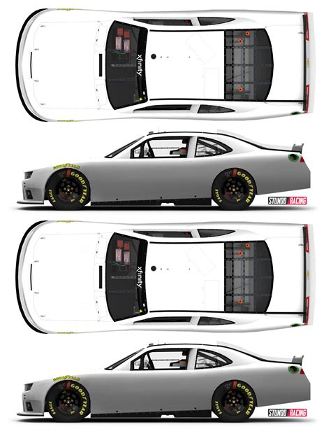 nascar blank car templates circuit diagram maker