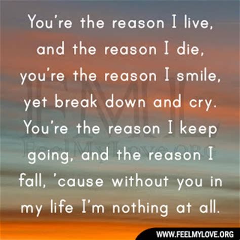 be my reason you are my reason to smile quotes quotesgram