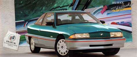 where to buy car manuals 1992 buick skylark head up display 1992 buick skylark information and photos momentcar