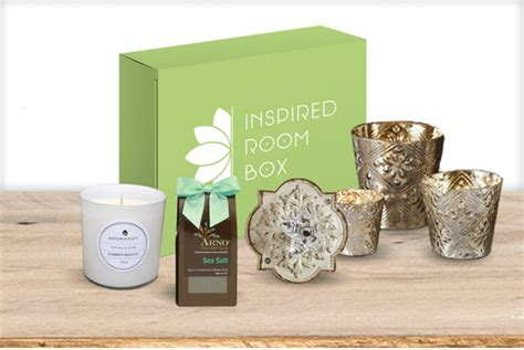 home decor subscription box new home subscription box inspired room box my