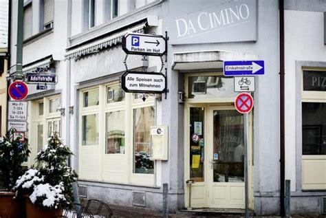 ristorante pizzeria da cimino frankfurt am