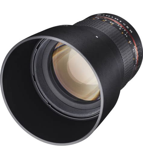 Lensa Samyang 85mm F 1 4 For Canon samyang for fuji x 85mm f 1 4 aspherical if lens