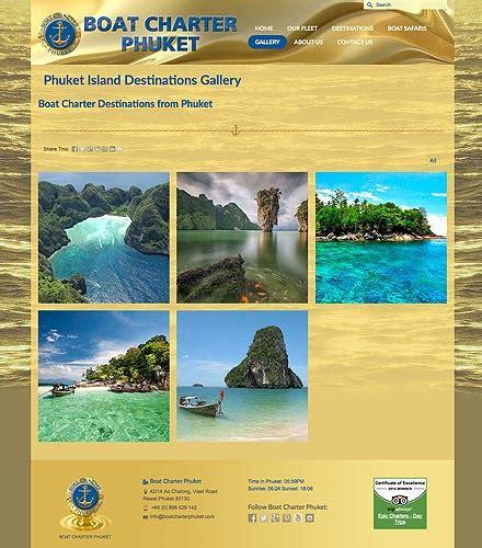 charter boat in phuket boat charter phuket finflix design studio