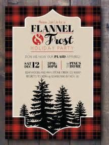 Best 25 Christmas Party Themes Ideas On Pinterest Xmas Theme Hot Cocoa Bar And Christmas Buffalo Plaid Invitation Template