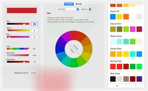 color pattern software iscrapbook 7 review color tools keep mac design software