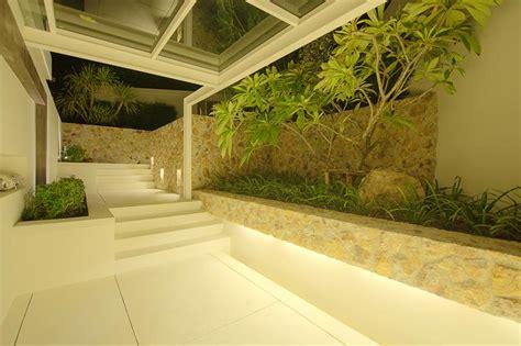 indoor kräutergarten celadon villa in koh samui thailand architecture design