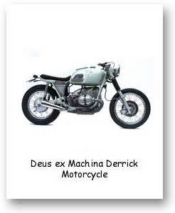 Kaos Deus Ex Machina Motorcycles 11 links for the weekend 394 viacomit