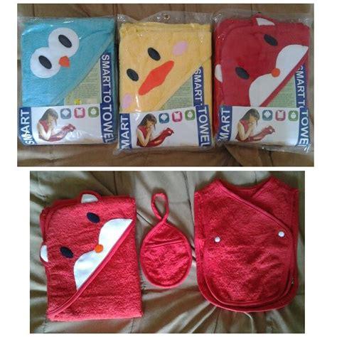 Handuk Untuk Bayi smart towel handuk serbaguna untuk bayi dan anak ibuhamil